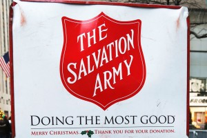 SALVATION ARMY GREATER NEW YORK DIVISION
